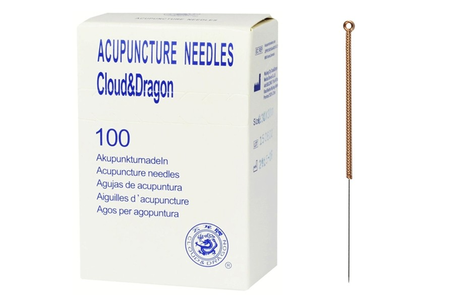 Agulhas de Acupunctura Sem Guia