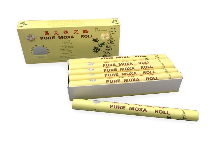 Charutos Moxa 100% Artemisia Argyi