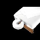 ✅ Capa Ajustável + Lençol de Cima + Fronha (Laváveis)