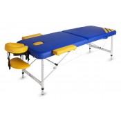 Marquesa Portátil Olympic  - amarelo e azul