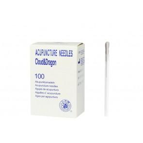 Agulhas de Acupunctura Com Guia - Pequenas (13 até 25mm de comprimento)
