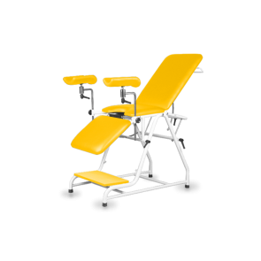 Marquesa Ginecológica Manual - amarelo