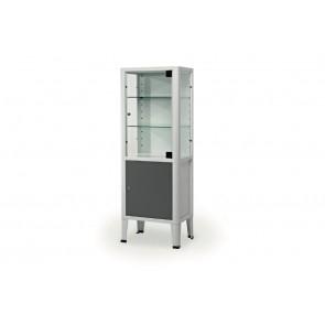 Armário de Instrumentos com Cacifo - 1 Porta