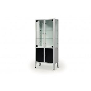 Armário de Instrumentos com Cacifo 2 Portas