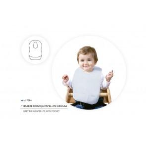 Babetes Descartáveis para Criança