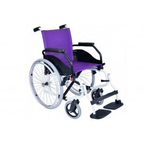 Cadeiras de Rodas Liga Leve LATINA COMPACT  - púrpura