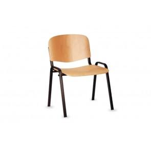 Cadeira Simples encosto e assento em Faia