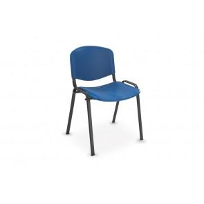 Cadeira Simples Encosto e Assento em PVC