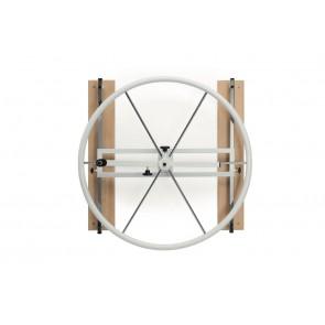 Roda de Ombros para Fisioterapia - Aro Metálico