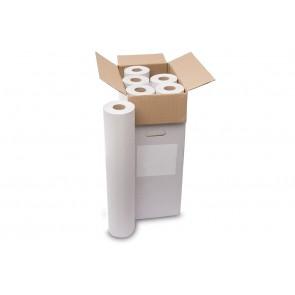 Rolos de Papel Extra Crepado - 60cm x 100 metros - Caixa de 6 unidades