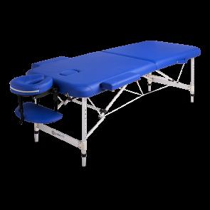 Marquesa Portátil de Alumínio S-Design (Sem Encosto) - azul