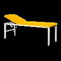 Marquesa Fixa em Metal com orifício facial - 185 x 60 cm - amarelo