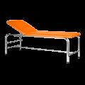Marquesa Fixa em Inox - 185 x 60 cm - laranja